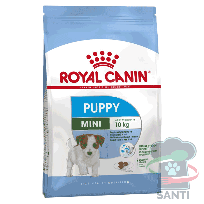royal canin size nutrition mini puppy